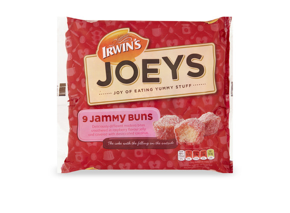 Irwin's Joey - Jammy Joeys 9's