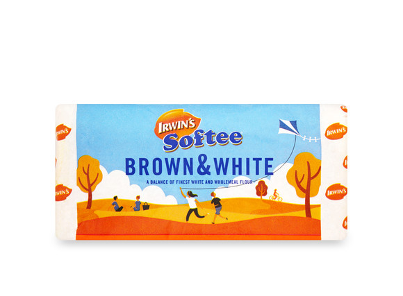 Irwin's Original - Brown and White (Softee) 750g