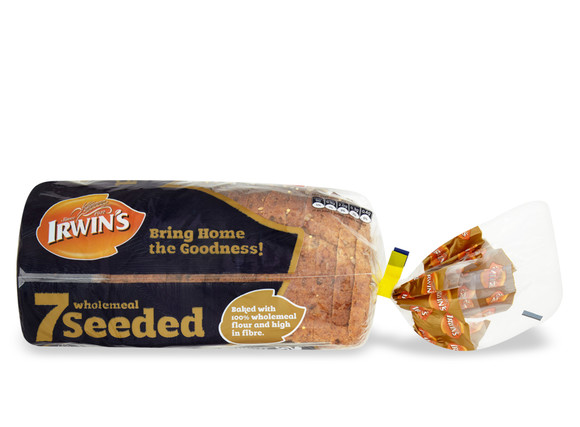 Irwin's Original - 7 Seeded Wholemeal 800g