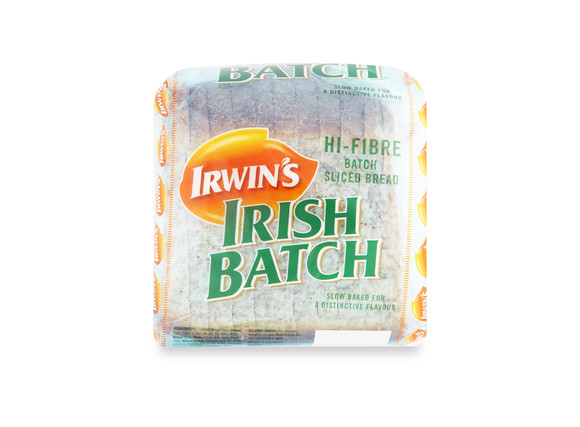 Irwin's Original - Irish Batch Hi–Fibre  800g