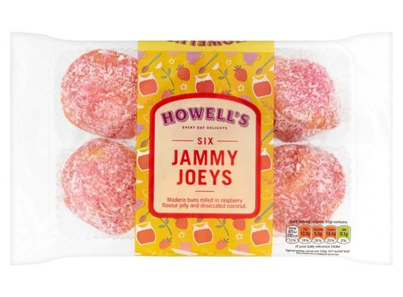 Snowy Joeys Cakes