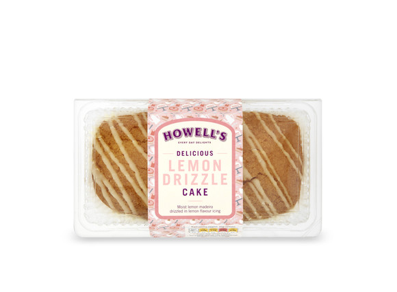 Howell's - Lemon Drizzle Cake 320g