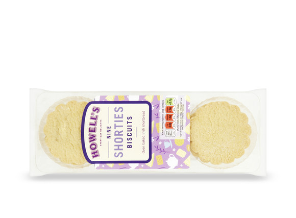 Howell's - Shorties 180g