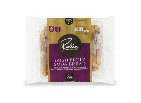 Rankin Selection - Irish Fruit Soda Bread