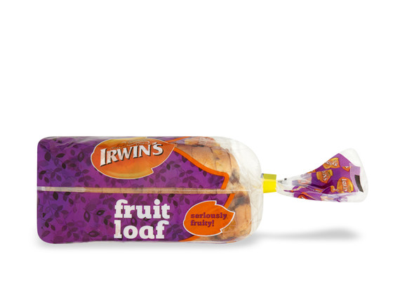 Irwin's Original - Popular Fruit Loaf 450g